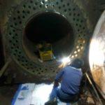 تعمیر دیگ آبگرم فولادی