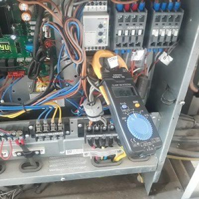 تعمیر مدار برق چیلر