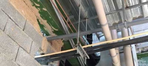 اجرای تاسیسات مکانیکی و الکتریکی و گاز طبی پروژه پلی کلینیک بهار شهرداری منطقه 7