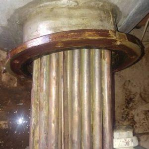سرویس و تعمیر و نگهداری موتورخانه 8989